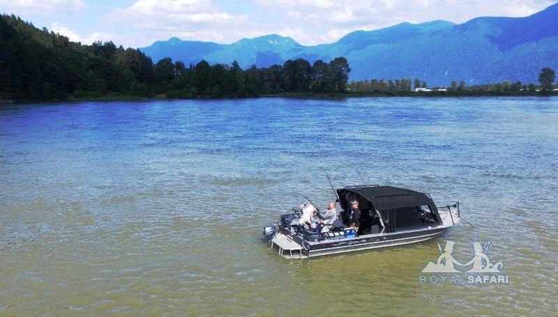 Лоджи в Канаде: катера