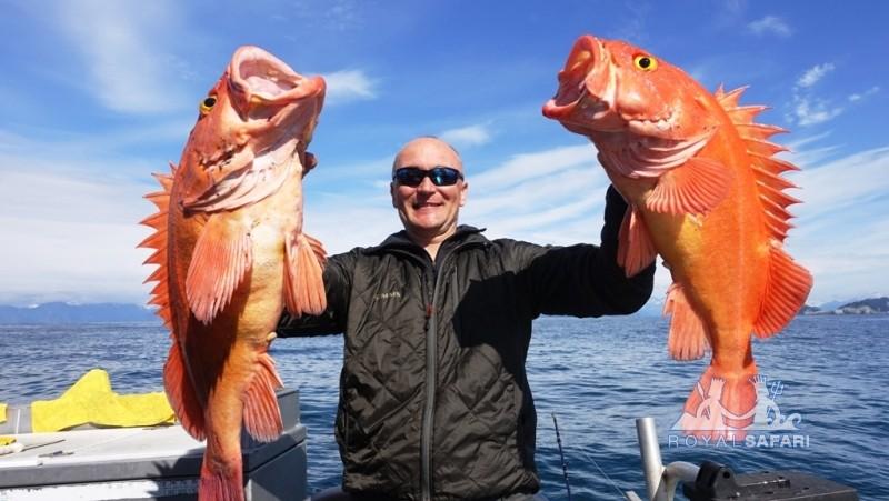 Рыболовные круизы на яхтах в Канаде