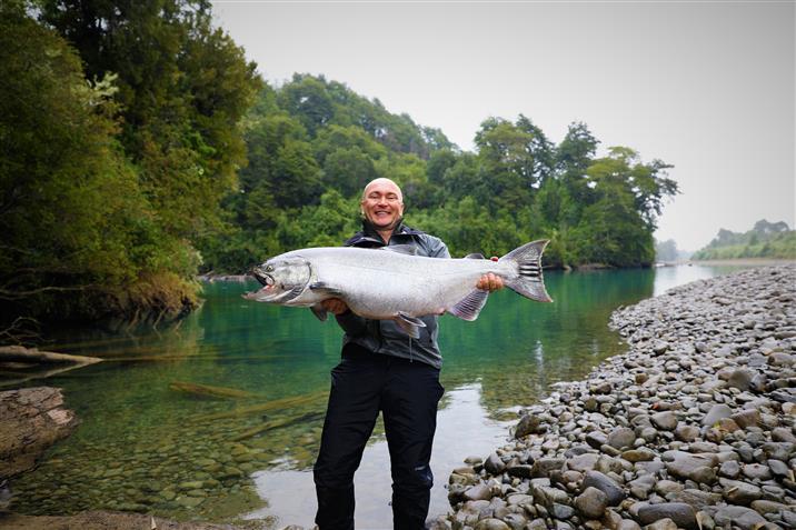 Рыбалка в Чили